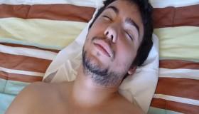 Damon Beats His Latin Meat