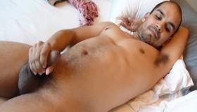 Alberto's First Porn Shoot